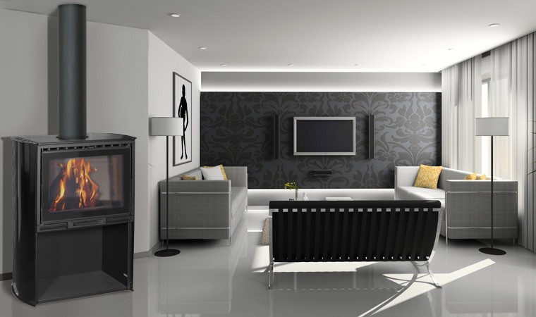 po le bois guyenne vision 12 kw. Black Bedroom Furniture Sets. Home Design Ideas